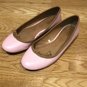 Joe Fresh Pink Ballerina Flats